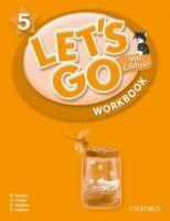 OUP ELT LET´S GO Fourth Edition 5 WORKBOOK - FRAZIER, K., NAKATA, R.... cena od 244 Kč