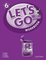 OUP ELT LET´S GO Fourth Edition 6 WORKBOOK - FRAZIER, K., NAKATA, R.... cena od 244 Kč