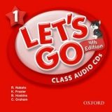 OUP ELT LET´S GO Fourth Edition 1 CLASS AUDIO CDs /2/ - FRAZIER, K.,... cena od 439 Kč
