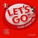 OUP ELT LET´S GO Fourth Edition 1 CLASS AUDIO CDs /2/ - FRAZIER, K.,... cena od 418 Kč