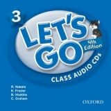 OUP ELT LET´S GO Fourth Edition 3 CLASS AUDIO CDs /2/ - FRAZIER, K.,... cena od 439 Kč