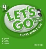 OUP ELT LET´S GO Fourth Edition 4 CLASS AUDIO CDs /2/ - FRAZIER, K.,... cena od 462 Kč