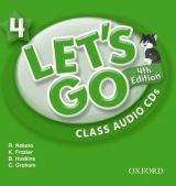 OUP ELT LET´S GO Fourth Edition 4 CLASS AUDIO CDs /2/ - FRAZIER, K.,... cena od 418 Kč