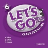 OUP ELT LET´S GO Fourth Edition 6 CLASS AUDIO CDs /2/ - FRAZIER, K.,... cena od 439 Kč