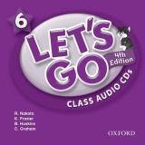 OUP ELT LET´S GO Fourth Edition 6 CLASS AUDIO CDs /2/ - FRAZIER, K.,... cena od 418 Kč