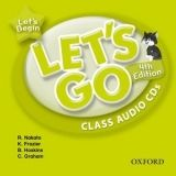 OUP ELT LET´S GO Fourth Edition LET´S BEGIN CLASS AUDIO CDs /2/ - FR... cena od 439 Kč