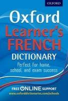 OUP ED OXFORD LEARNER´S FRENCH DICTIONARY cena od 220 Kč
