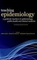 Oxford University Press Teaching Epidemiology cena od 1 500 Kč