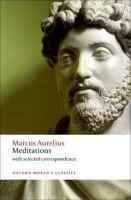 OUP References MEDITATIONS (Oxford World´s Classics New Edition) - MARCUS A... cena od 131 Kč
