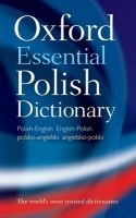 OUP References OXFORD ESSENTIAL POLISH DICTIONARY - OXFORD DICTIONARIES cena od 176 Kč
