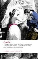 OUP References THE SORROWS OF YOUNG WERTHER (Oxford World´s Classics New Ed... cena od 131 Kč