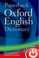 OUP References PAPERBACK OXFORD ENGLISH DICTIONARY 7th Edition - SOANES, C. cena od 176 Kč