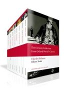 OUP References THE CHARLES DICKENS ANNIVERSARY COLLECTION (Oxford World´s C... cena od 1 616 Kč