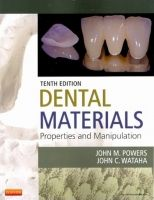 Elsevier Books Dental Materials - Powers, J.M., Wataha, J.C. cena od 1 750 Kč