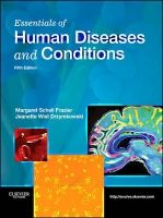 Elsevier Books Essentials of Human Diseases and Conditions - Frazeir, M.S.,... cena od 1700 Kč
