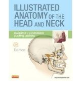 Elsevier Books Illustrated Anatomy of Head and Neck - Fehrenbach, M.J., Her... cena od 1 720 Kč