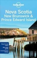 Lonely Planet LP NOVA SCOTIA, NEW BRUNSWICK AND PRINCE EDWARD ISLAND - BRA... cena od 379 Kč