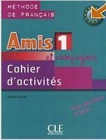 CLE international AMIS ET COMPAGNIE 1 CAHIER D´ACTIVITES - COLETTE, S. cena od 163 Kč