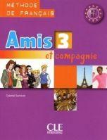 CLE international AMIS ET COMPAGNIE 3 LIVRE DE L´ELEVE - COLETTE, S. cena od 185 Kč