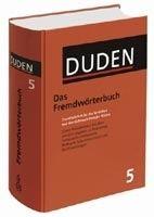 Bibliographisches Institut & F DUDEN Band 5 - DAS FREMDWÖRTERBUCH (8. Auflage) - SCHOLZE, S... cena od 0 Kč
