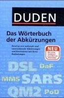 Bibliographisches Institut & F DUDEN DAS WÖRTERBUCH DER ABKÜRZUNGEN (4. Auflage) - STEINHAU... cena od 256 Kč