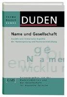 Bibliographisches Institut & F DUDEN THEMA DEUTSCH 2 - NAME UND GESELLSCHAFT - EICHHOFF, J.... cena od 631 Kč
