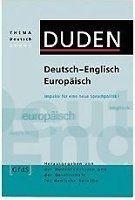 Bibliographisches Institut & F DUDEN THEMA DEUTSCH 3 - DEUTSCH - ENGLISCH - EUROPÄISCH - HO... cena od 461 Kč