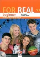 Helbling Languages FOR REAL BEGINNER STUDENT´S PACK (Student´s Book / Workbook ... cena od 589 Kč