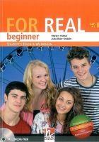 Helbling Languages FOR REAL BEGINNER STUDENT´S PACK (Student´s Book / Workbook ... cena od 589 Kč