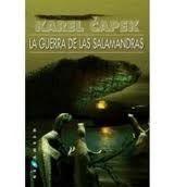 CELESA LA GUERRA DE LAS SALAMANDRAS - ČAPEK, K. cena od 244 Kč