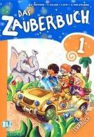 ELI s.r.l. DAS ZAUBERBUCH 1 LEHRBUCH + AUDIO CD - BERTARINI, VON M. G.,... cena od 168 Kč