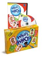 ELI s.r.l. WHO'S WHO? - Game Box + Digital Edition cena od 408 Kč