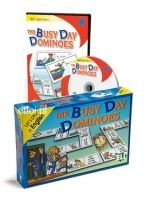 ELI s.r.l. THE BUSY DAY DOMINOES - Game Box + Digital Edition cena od 408 Kč