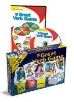 ELI s.r.l. THE GREAT VERB GAME - Game Box + Digital Edition cena od 410 Kč
