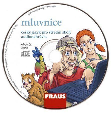 CD Český jazyk pro SŠ - Mluvnice CD /1ks/ cena od 304 Kč