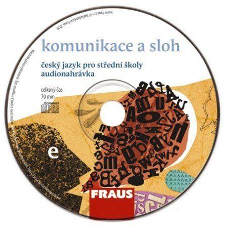 Nakladatelství Fraus Český jazyk pro SŠ - Komunikace CD /1ks/ cena od 304 Kč