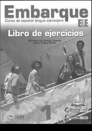 Montserrat Alonso Cuenca, Rocío Prieto: Embarque 1 Pracovní sešit - Montserrat Alonso Cuenca cena od 163 Kč