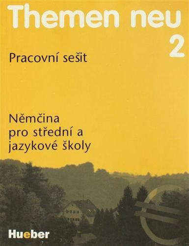 Hueber Themen neu 2-Pracovní sešit český cena od 198 Kč