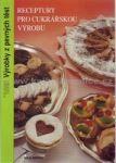 Receptury pro cukrářskou výrobu - Výrobky z pevných těst cena od 157 Kč