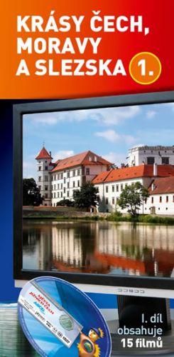Krásy Čech, Moravy a Slezska 1 - 15 DVD cena od 201 Kč