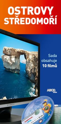 Ostrovy Středomoří - 10 DVD cena od 129 Kč