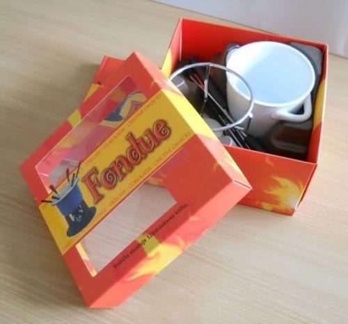 Fondue - dárková krabička - 2. vydání cena od 0 Kč