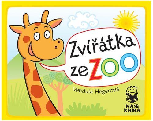 Vendula Hegerová: Zvířátka ze ZOO cena od 59 Kč
