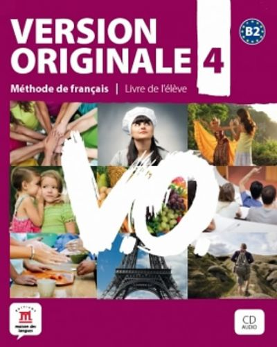 Lions Olivieri: Version Originale 4 Livre de l´éleve + CD + DVD cena od 454 Kč
