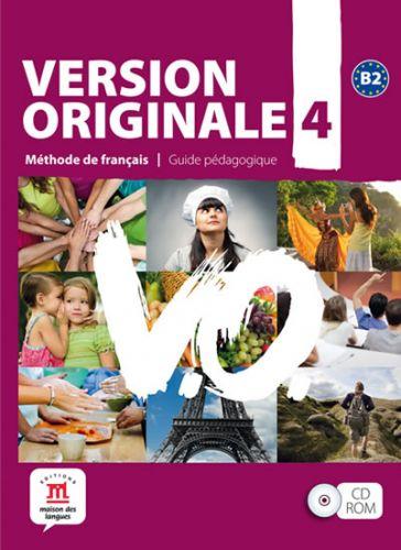 CD Version Originale 4 Guide pédagogique CD-Rom cena od 581 Kč