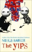 XXL obrazek Harper Collins UK THE YIPS - BARKER, N.