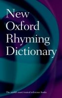 OUP References NEW OXFORD RHYMING DICTIONARY Second Edition cena od 536 Kč