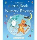 Usborne Publishing THE USBORNE LITTLE BOOK OF NURSERY RHYMES MINIATURE EDITIONS... cena od 148 Kč