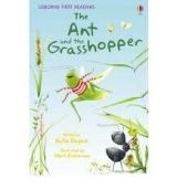 Usborne Publishing USBORNE FIRST READING LEVEL 1: THE ANT AND THE GRASSHOPPER -... cena od 123 Kč
