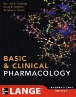 McGraw-Hill Education Basic and Clinical Pharmacology - Katzung, B.G., Masters, S.... cena od 0 Kč